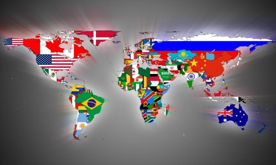Страны, торгующие на Амазон