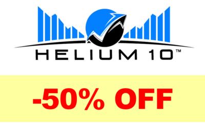 Helium 10 — профессиональный инструмент для продавцов на Амазоне